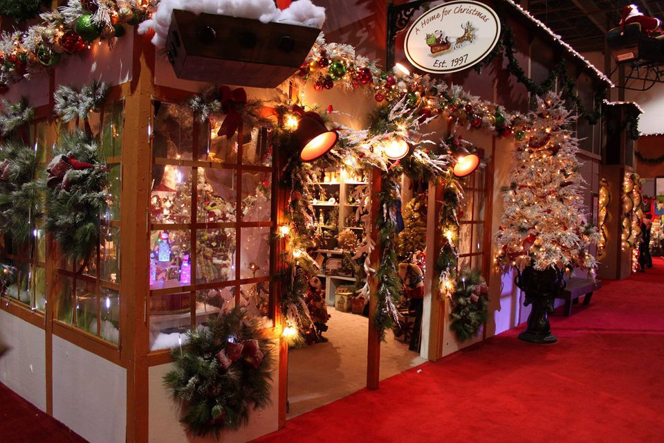 See Charlotte's Southern Christmas Show 2017