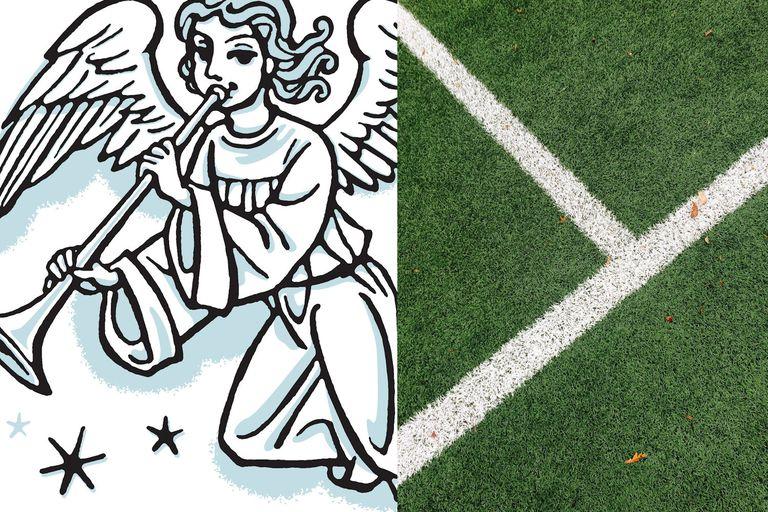 angel and angle