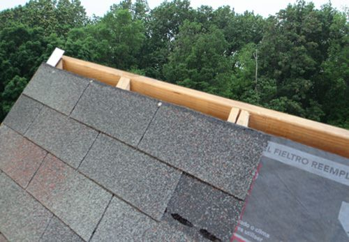 How To Install A Ridge Vent On Your Roof