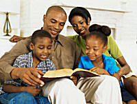 Family Home Evening, Family Reading
