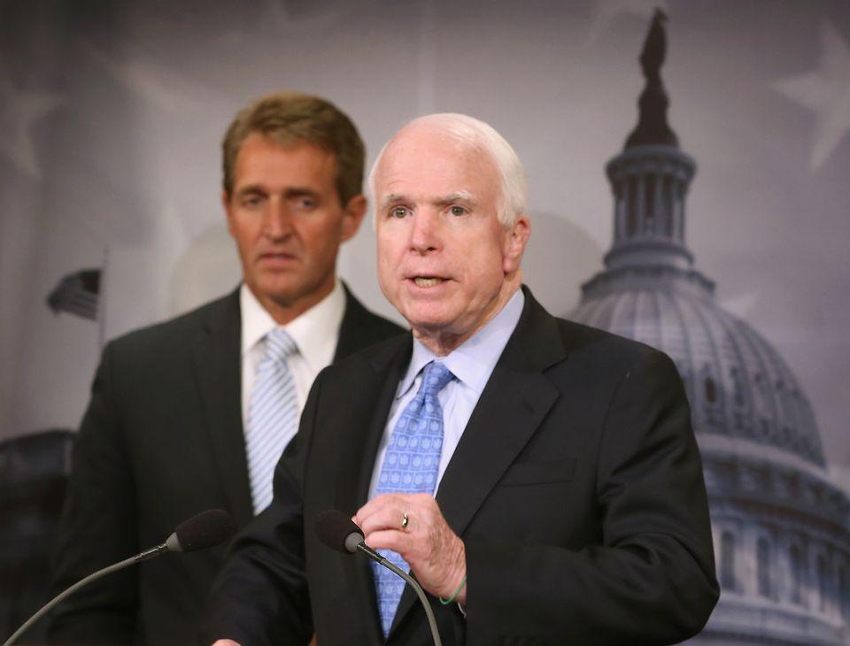 Republicans Senators Arizona