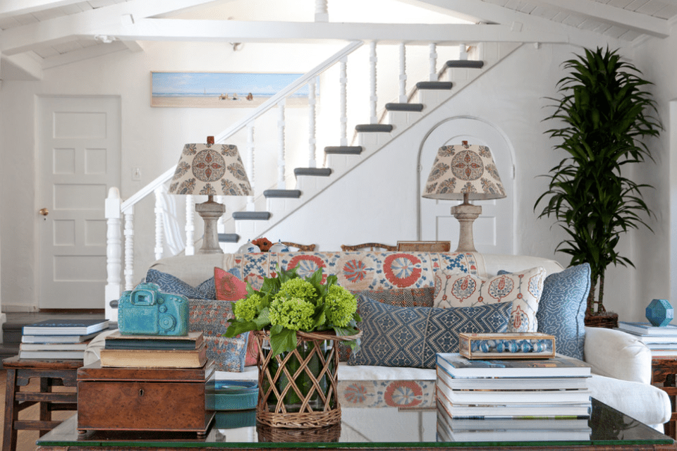 Slideshow: An Eclectic Spanish Bungalow in Westwood