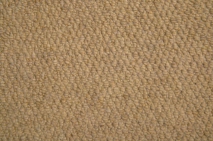 Textured carpet pile