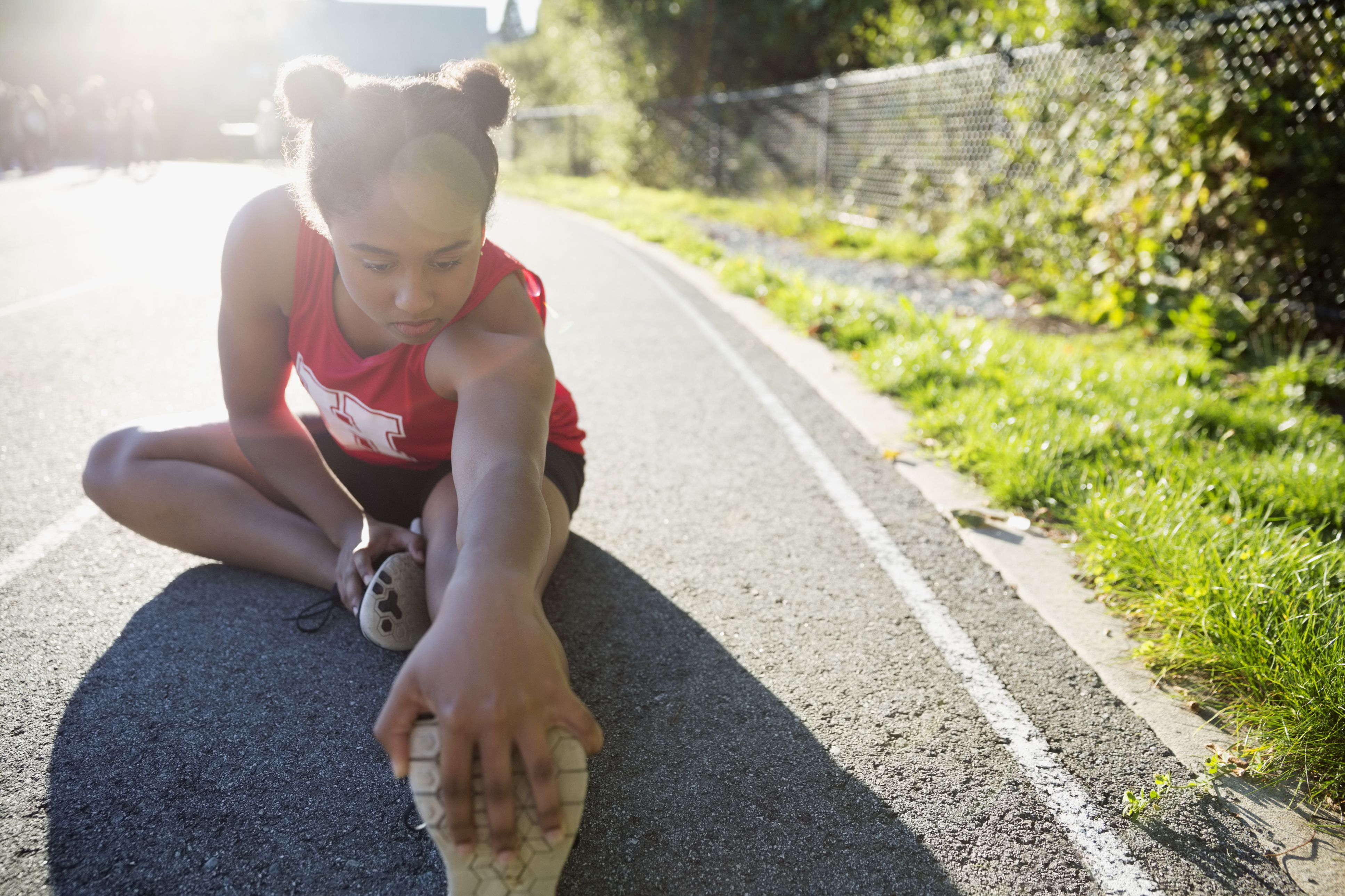 How You Can Help Teens Get Fit