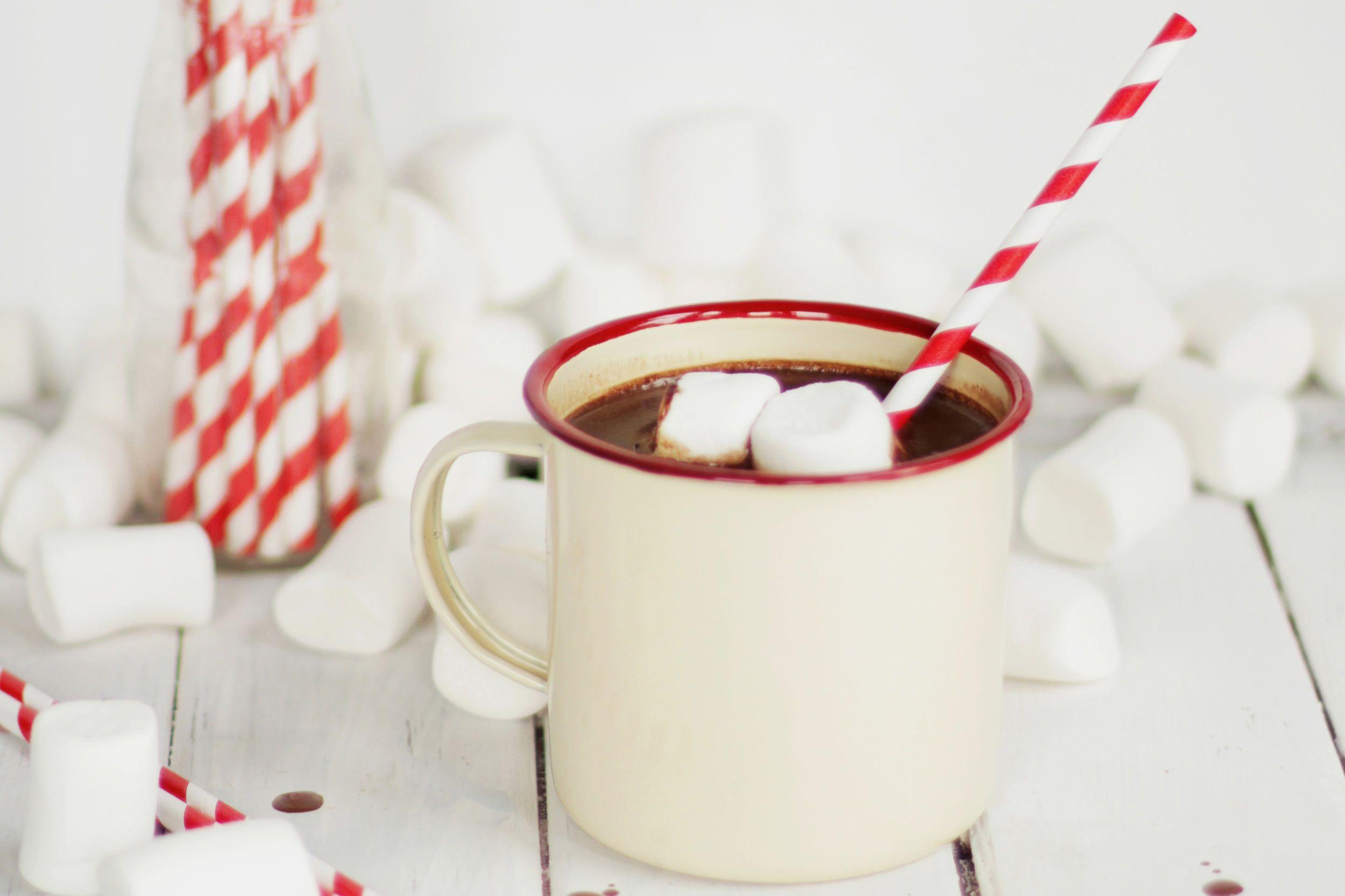Hot Cocoa Recipe With Marshmallows