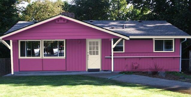 Exterior Paint Color Schemes - Cottage House