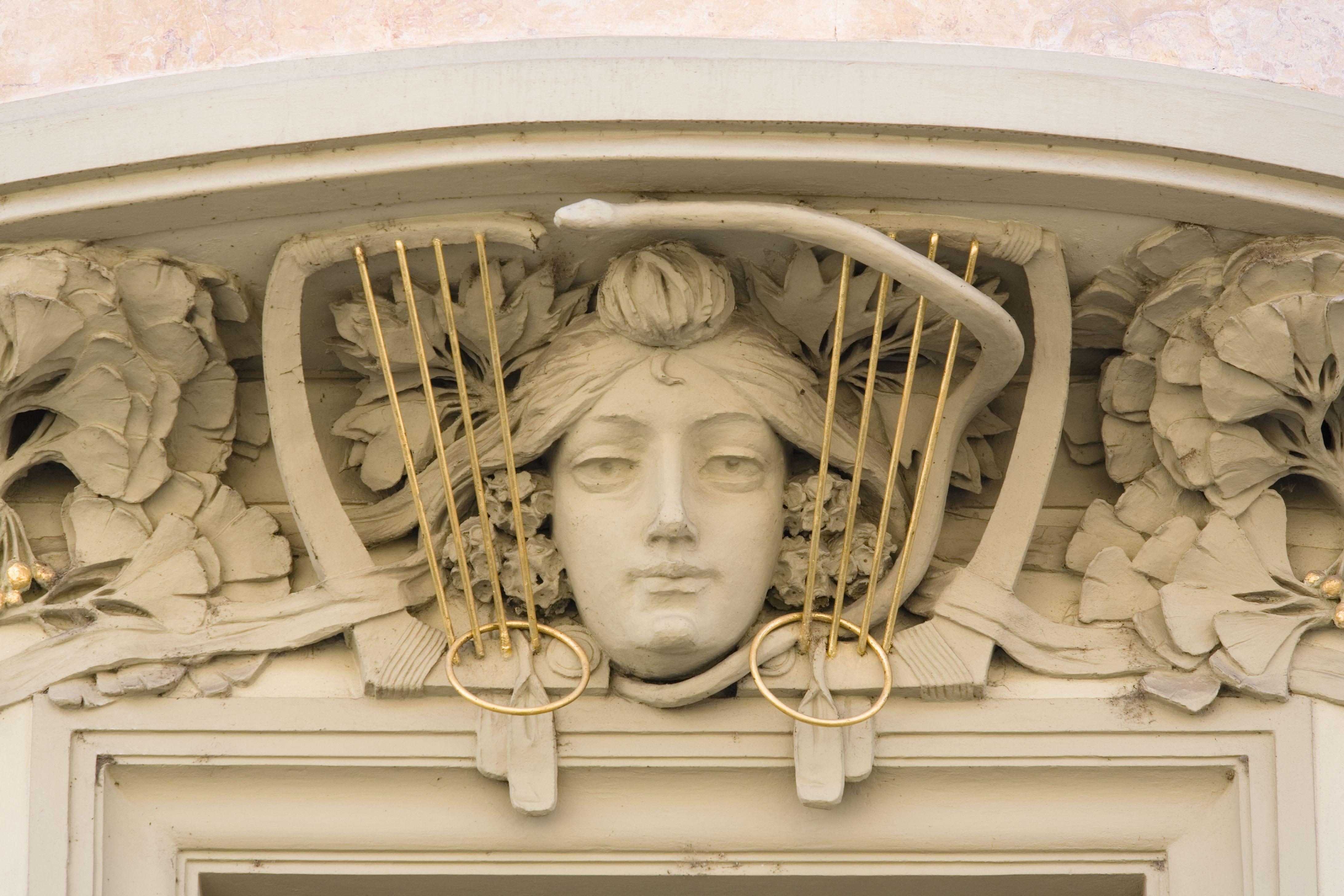 Art nouveau architecture and design for Architecture art nouveau