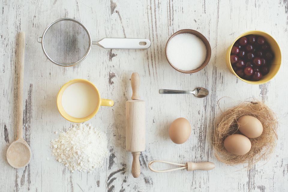 baking equivalents ingredients