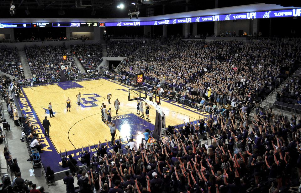Grand Canyon University Arena Seating Chart, Tickets
