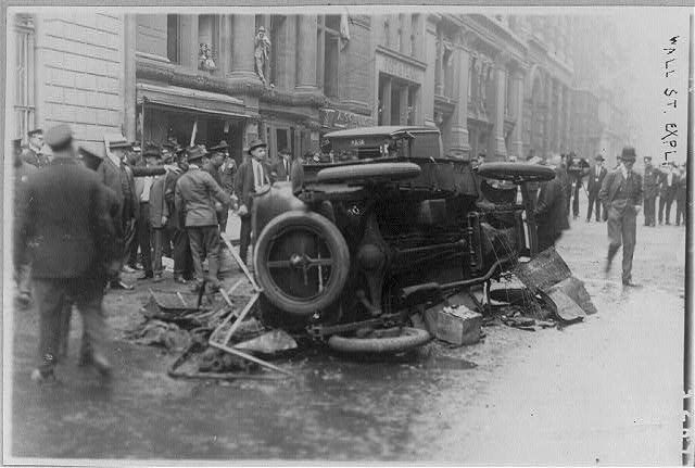 1920 Wall Street Bombing