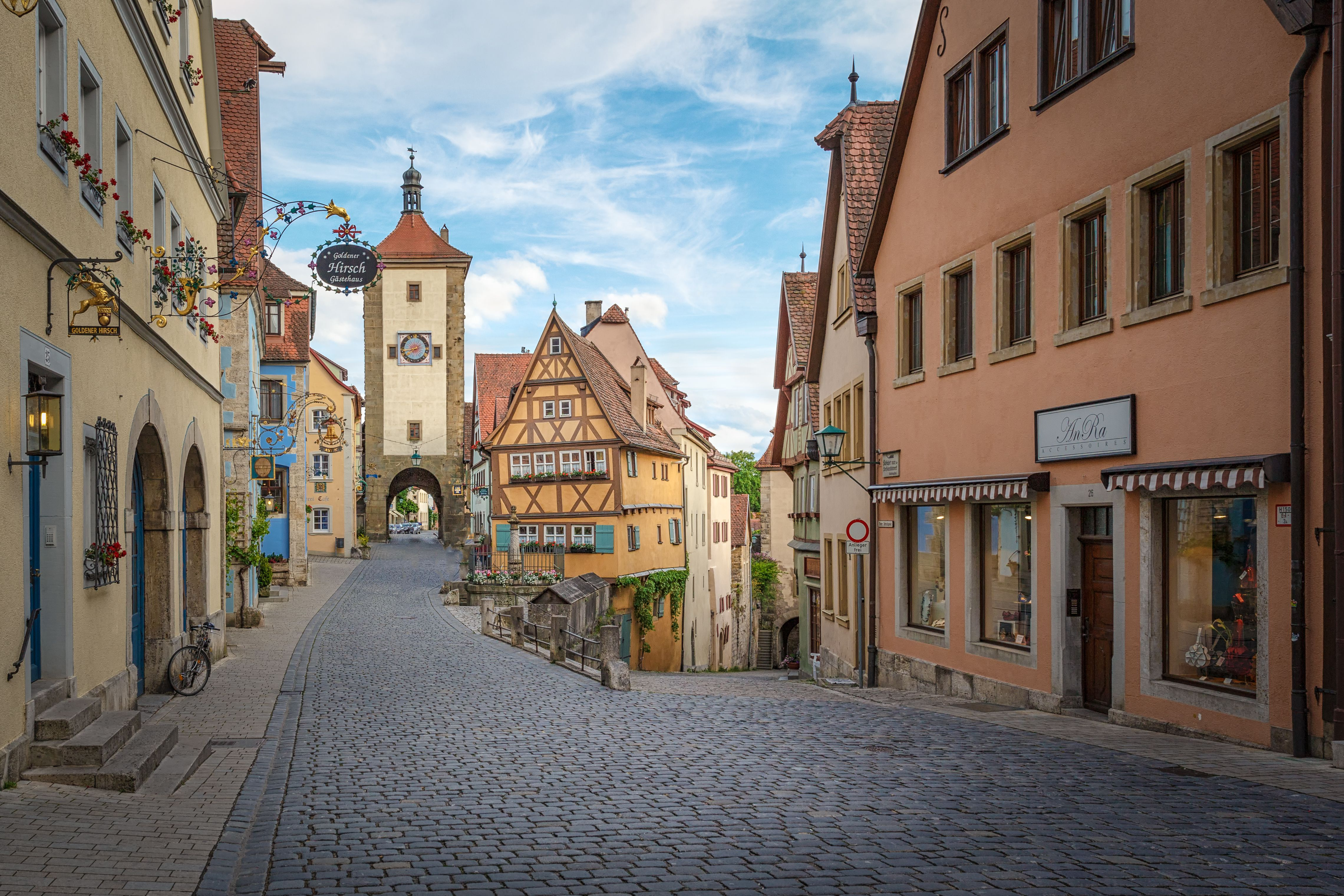 Town And Country Insurance >> Best Medieval Cities to Visit in Bavaria