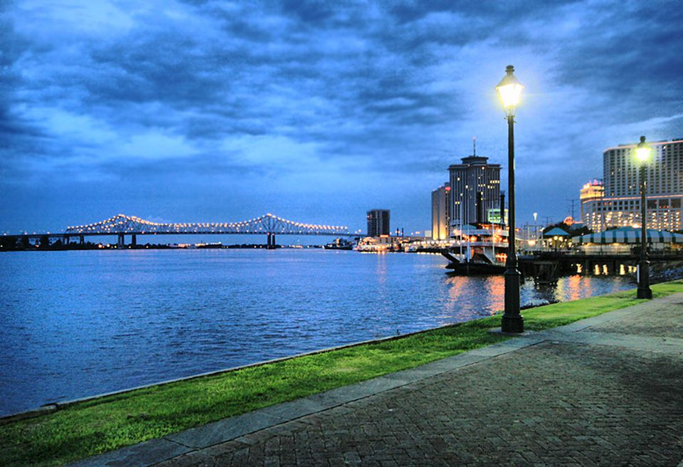 New Orleans Evenings