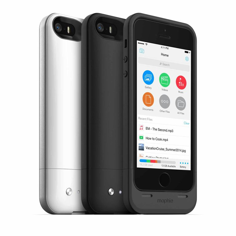 mophie space pack iphone memory