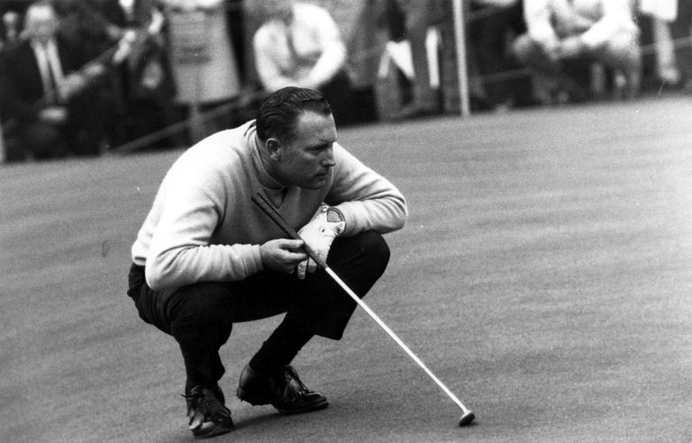 1966 US Open winner Billy Casper
