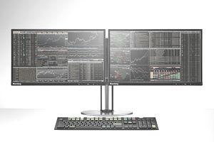 Bloomberg Terminal Machine