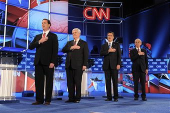 2012 Republican Presidential Candidates