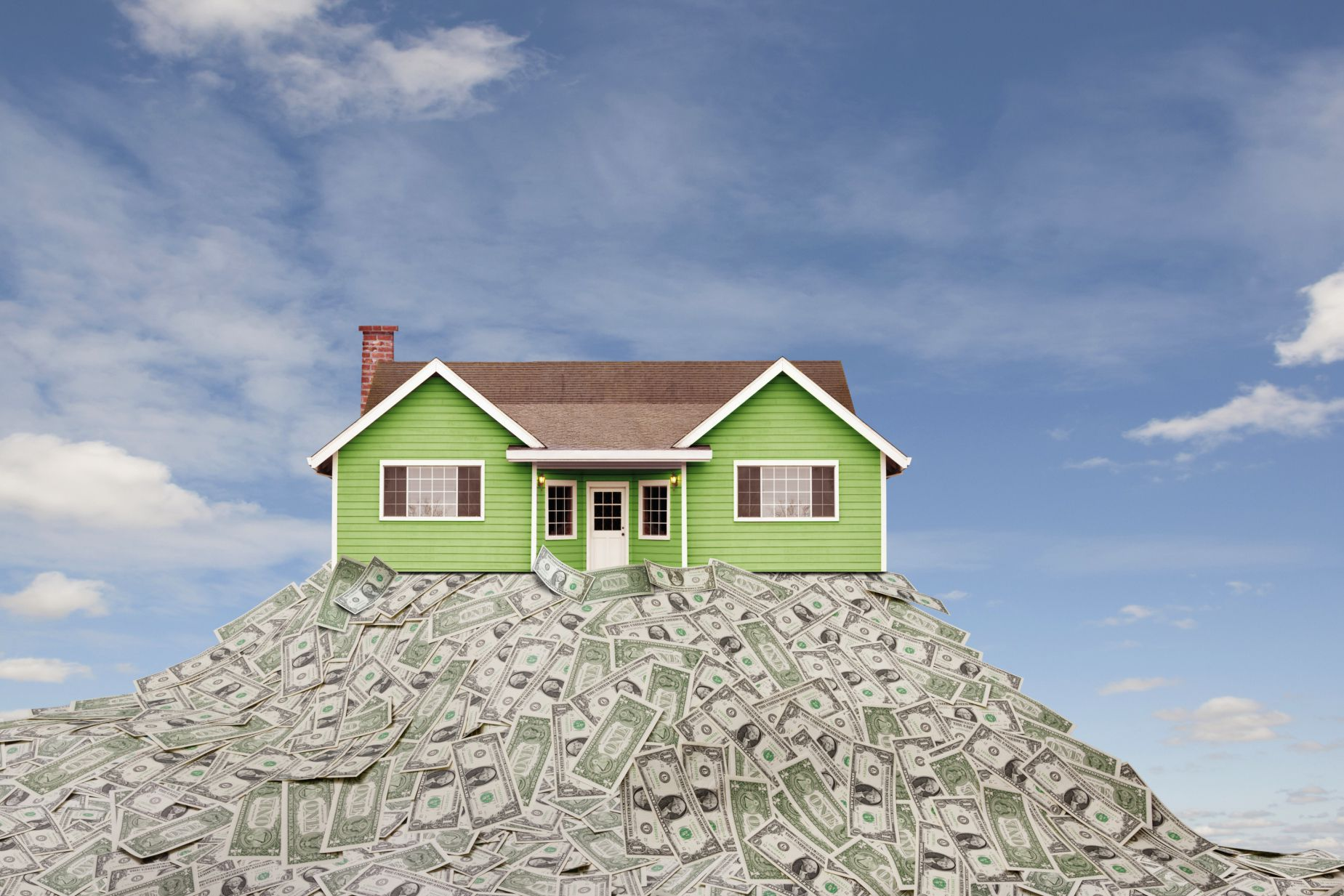 The Myth Of 20 Down Payment When Buying Your Home