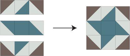 Friendship Star Quilt Block Pattern with Extra Triangles : friendship quilt blocks - Adamdwight.com