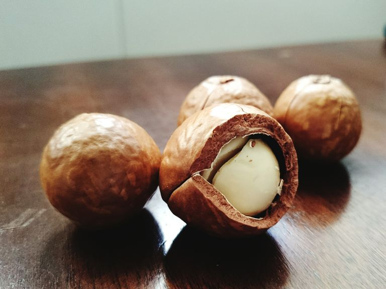 Macadamia Nuts Nutrition Facts