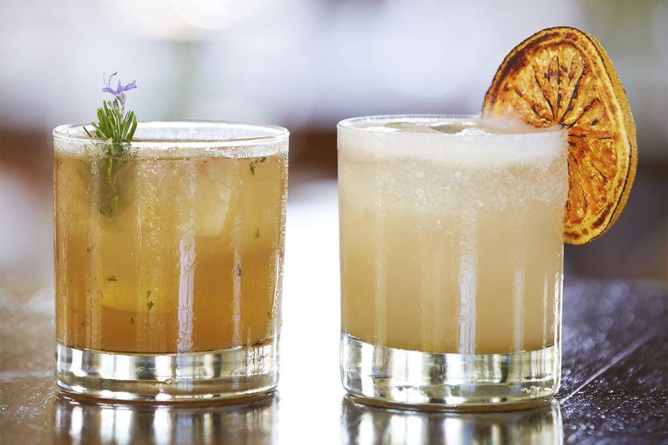 Denzel Heath's Borrachon Cocktail