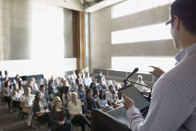 Learn How to Write a Killer Keynote Speech