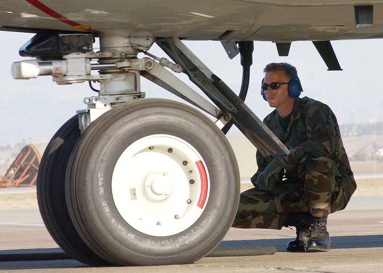 U.S. Air Force Planes In Turkey