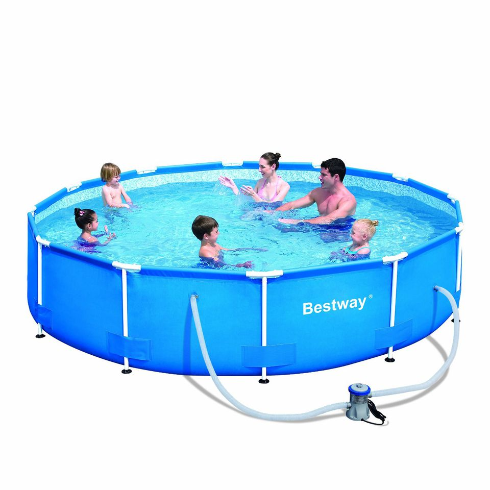 bestway above-ground pool