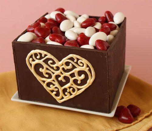 Chocolate Boxes photo