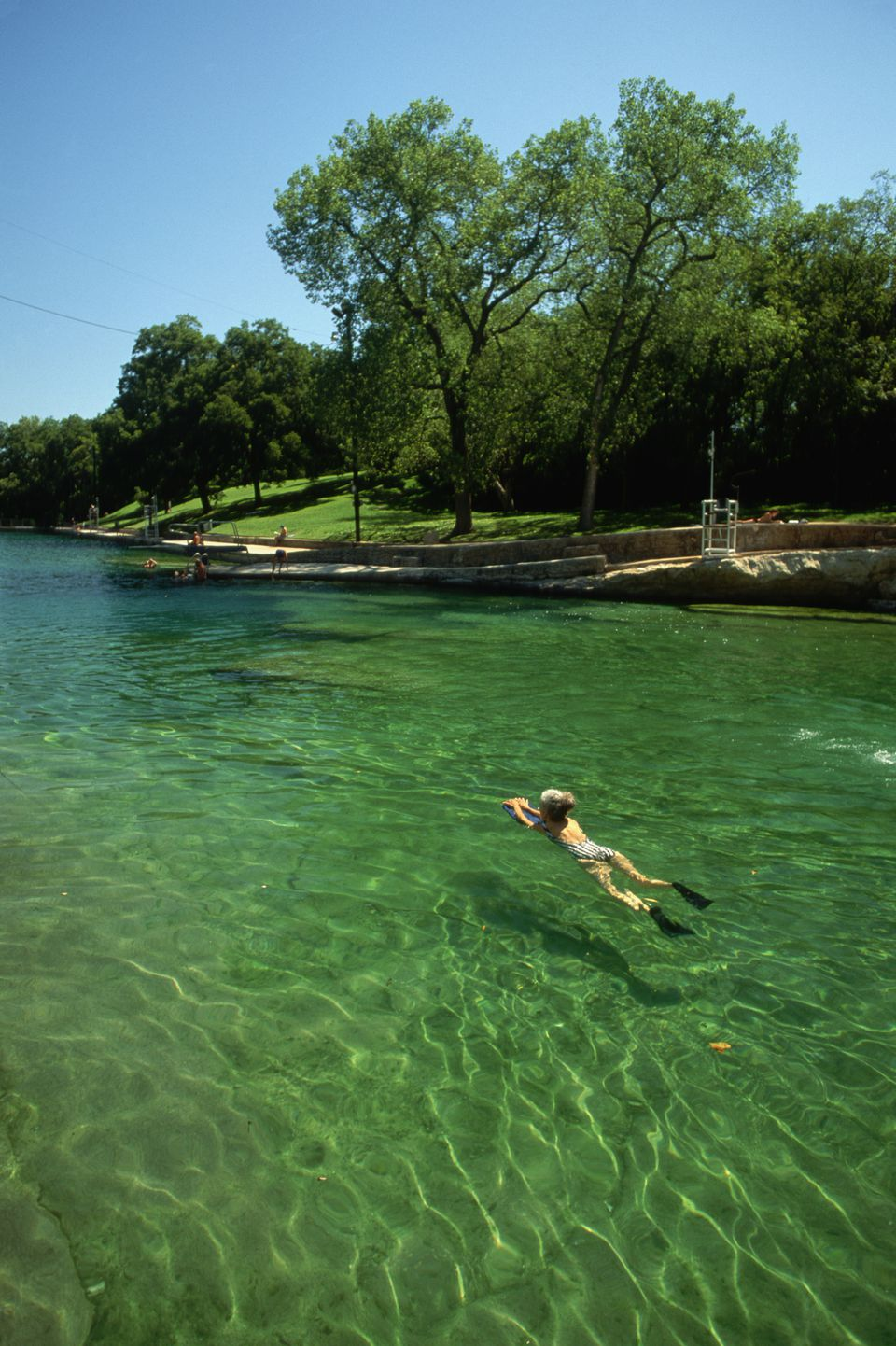 10 best swimming holes in texas for Fishing spots in dallas