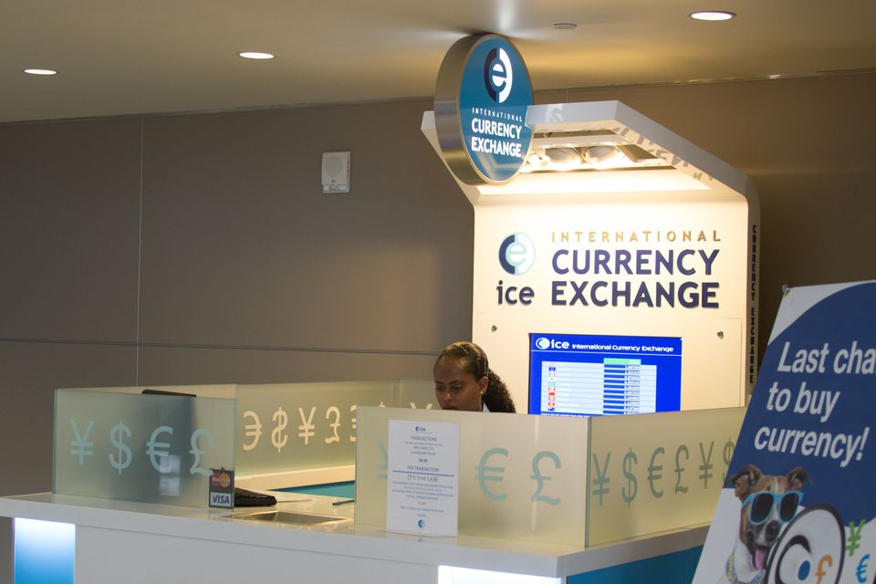 ICE International Currency Exchange at LAX