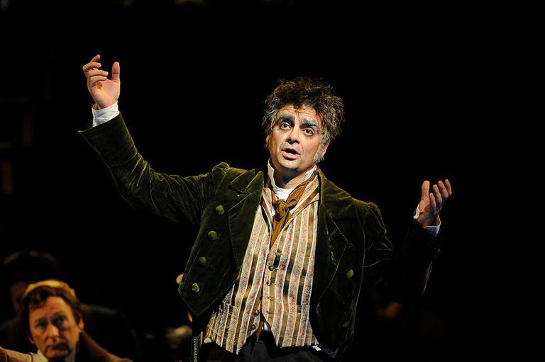UK - Opera- Jacquez Offenbach's 'Les Contes D'Hoffmann' in London