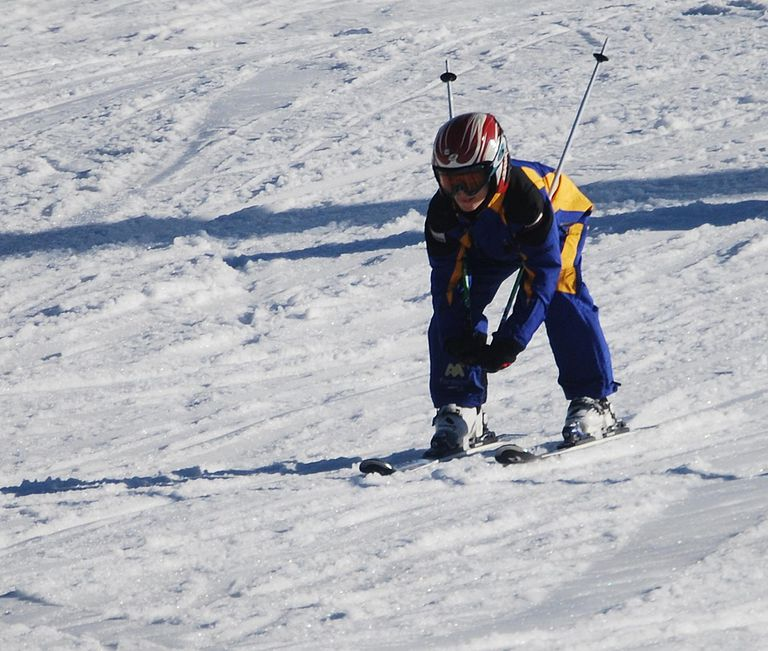 winter sports in Spain