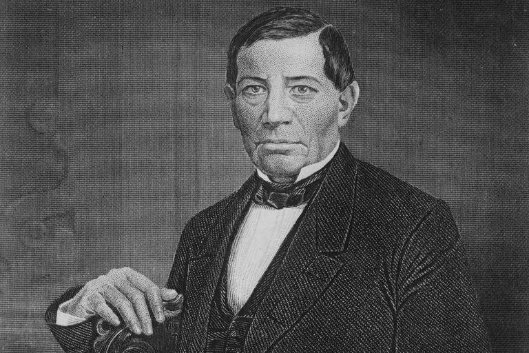 Benito Pablo Juarez, c. 1855