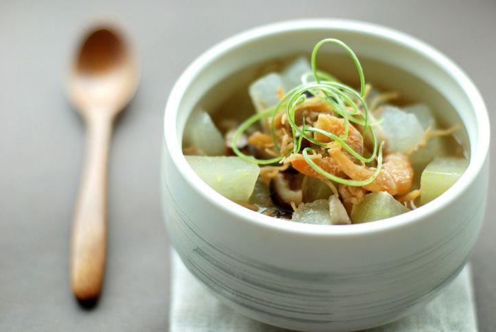 Winter melon soup recipes