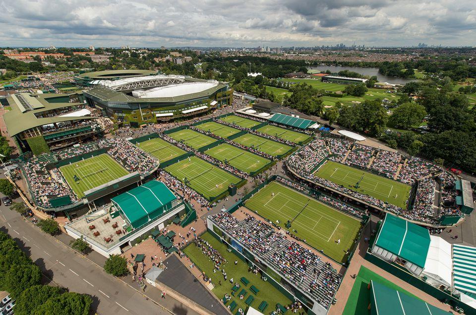 How To Get Wimbledon Tennis Championship Tickets - Where is wimbledon
