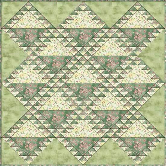 Nine Patch Lady of the Lake Quilt Block Pattern : lady of the lake quilts - Adamdwight.com