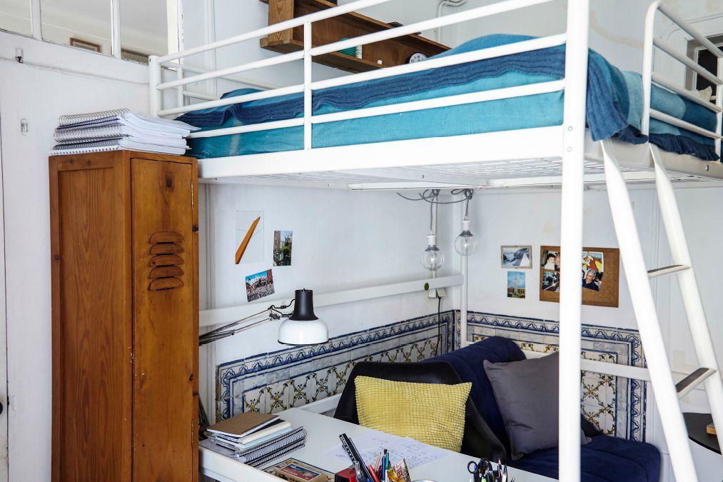 studio apartment loft bed. Decorating Ideas That Solve Common Small Space Problems Best Loft Beds For Studio Apartments Photos  Home