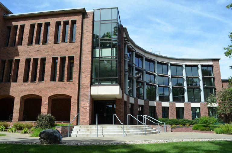 Dana Science Center at Skidmore College
