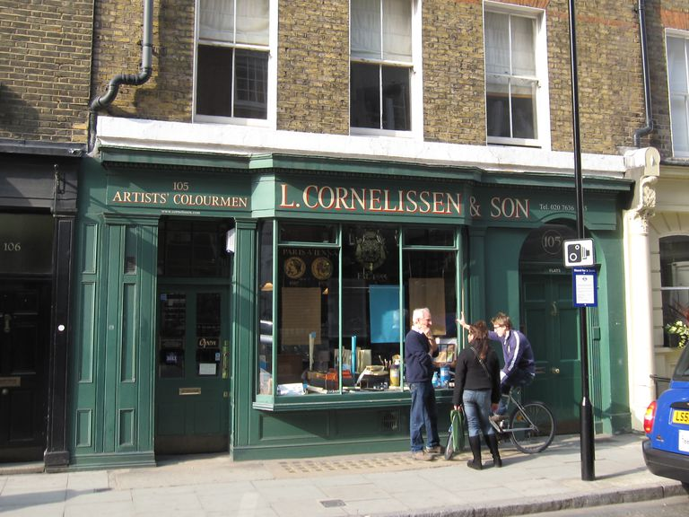 The Best Art Materials Shops in London