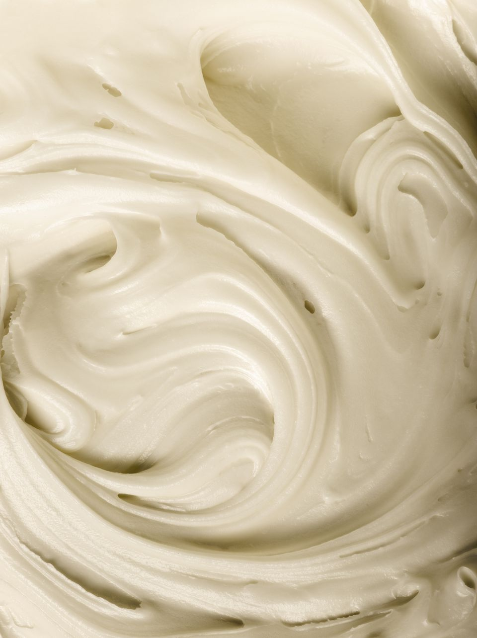 Vanilla Frosting, Close-Up