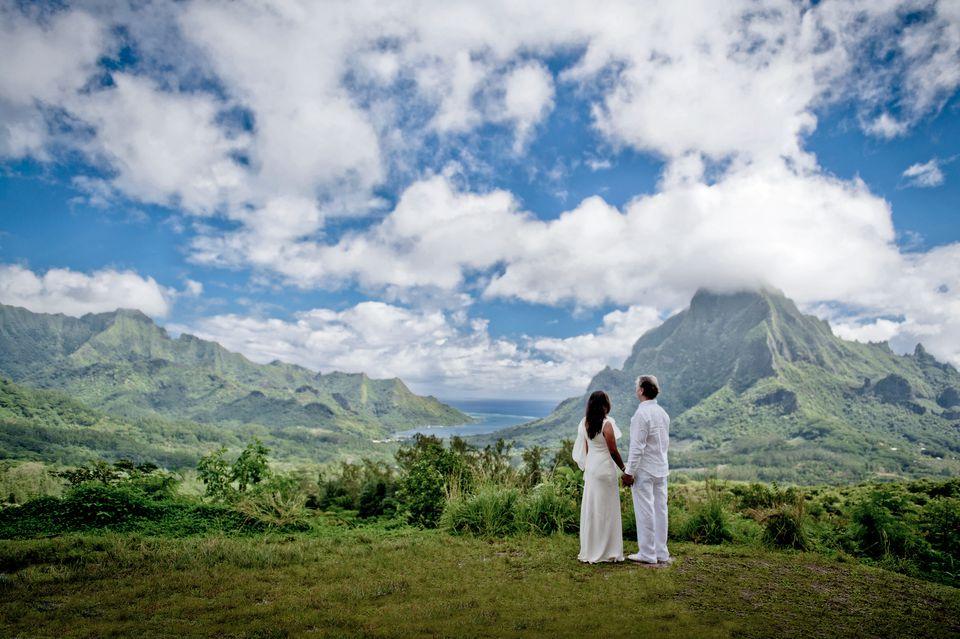 Tahiti Wdding