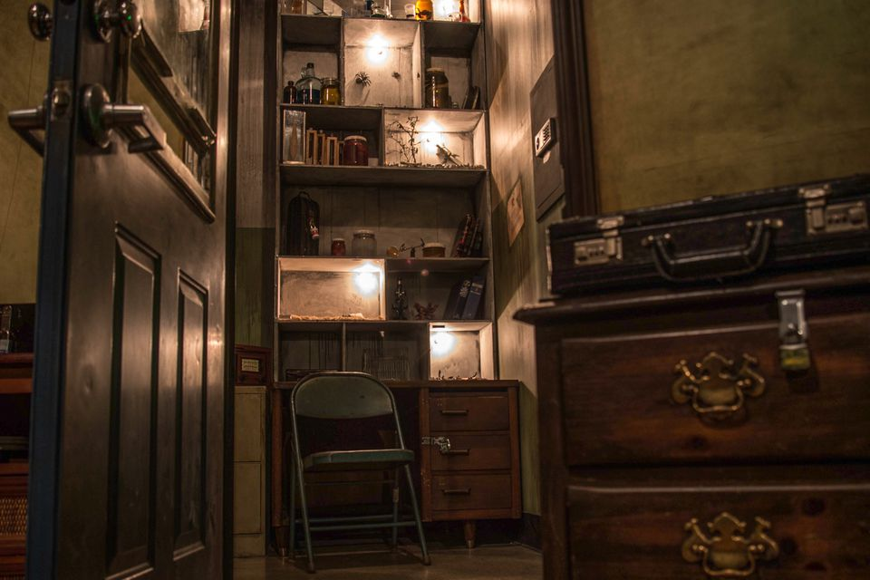 The Hex Room at Cross Roads Escape Rooms