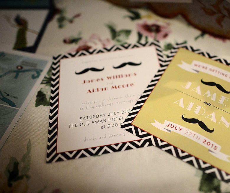same-sex invitations