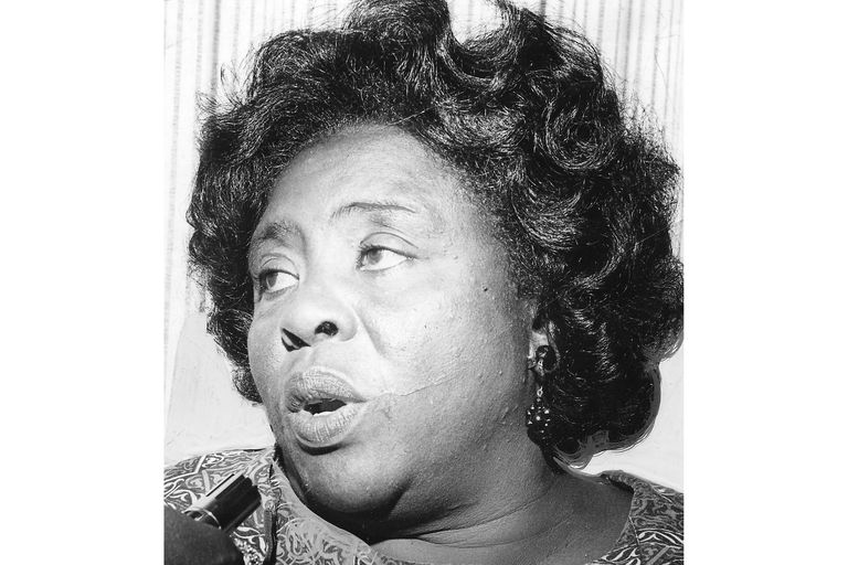 50 Years Ago, Students Fought For Black Rights During ... |Fannie Lou Hamer