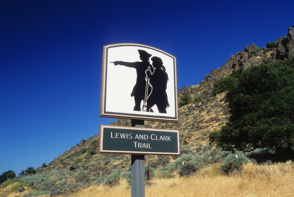 Getting started with the Lewis and Clark Trail