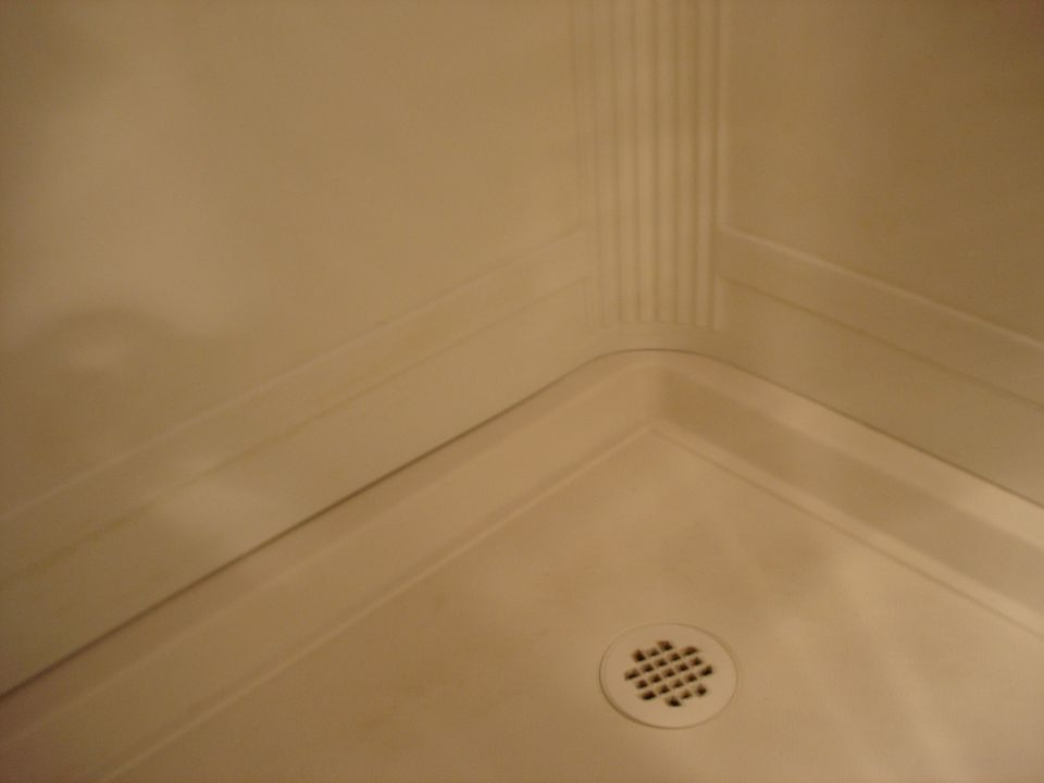 Caulking a Shower Stall or Tub Surround