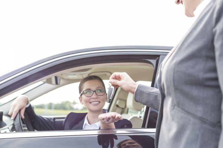 Employee Use of Company Car