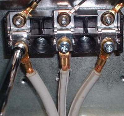 Connecting An Electric Range Cord
