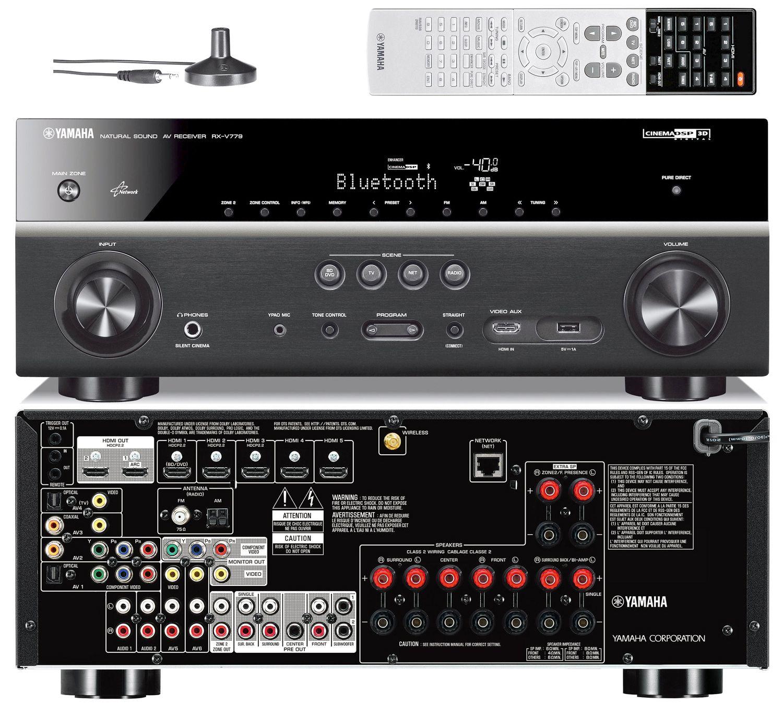 Can T Find Dolby Digital Yamaha Rx V