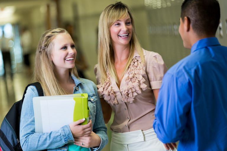 principals build relationships with parents